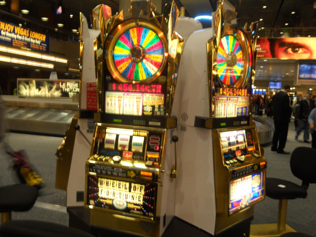 casino gaming machine