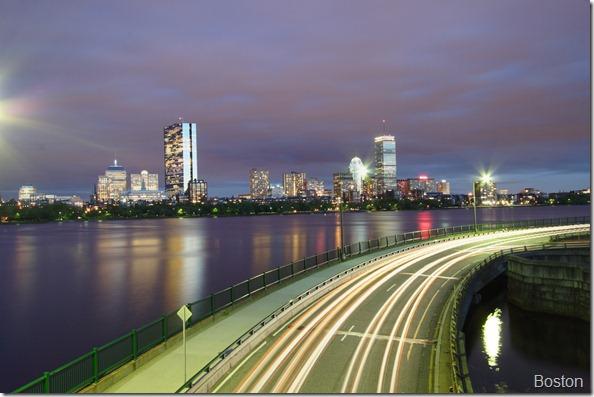 Boston City Flow