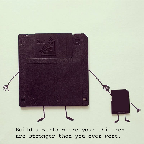 Build a Better World.