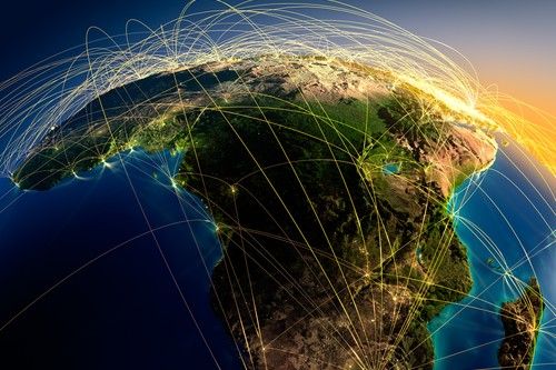 Connected Africa